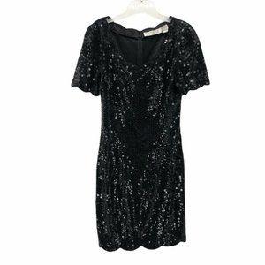 Niteline By Della Roufogali Womens Dress Blue Sz 6